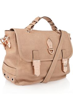 MULBERRY Tillie textured-leather bag I ♥ this bag!