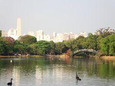 Ibirapuera Park by ZukoVyper.deviantart.com on @deviantART