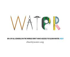 Water For Schools by charity: water