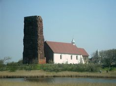 Nordsee, Insel Pellworm, die Alte Kirche