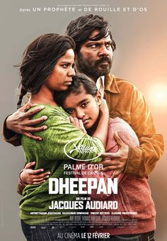 In Sri Lanka the Civil War is reaching its end, and defeat is near. Dheepan, a freedom fighter, fleeing & taking with him a woman and girl - hoping they will make it easier for him in Europe. Arriving in Paris, he finds work as a caretaker of a run-down housing block. He works to build a new life for his 'wife' & 'daughter', but the daily violence quickly reopens his war wounds, and he is forced to reconnect with his warrior's instincts to protect the people he hopes will become his true…
