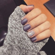 Ongles mats violets Nail Design, Nail Art, Salon de manucure, Irvine, Newport Beach… Source by pepec Get Nails, Fancy Nails, How To Do Nails, Pretty Nails, Hair And Nails, Pretty Short Nails, Uñas Fashion, Fashion Quotes, Fashion Women