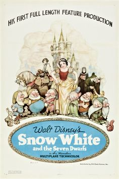 (1937) Snow White and the Seven Dwarfs was the first Disney animated movie which would eventually make Disney popular