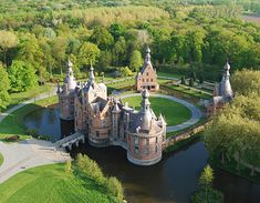 Ooidonck Castle, Holland
