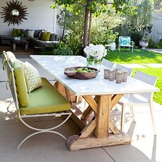 Alfresco elegance