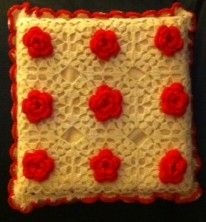 My Grandma made for me Crochet Quilt, Quilts, Crochet Bedspread, Mantas Crochet, Quilt Sets, Log Cabin Quilts, Quilting, Quilt, Afghans