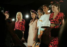 7 Things We Loved From New York Fashion Week Today: Gwen Stefani's Comeback, Asymmetric Dressing at Suno, and More for more fashion and beauty advise check out The London Lifestylist http://www.thelondonlifestylist.com