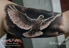 The drama and 3 dimension on this tattoo is sick