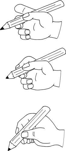 Dessin - Tenue du crayon Literacy Activities, Activities For Kids, Act Math, Cycle 1, Teaching Aids, Preschool Kindergarten, Home Schooling, School Bags, Alphabet