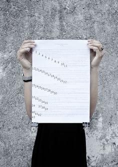 """Se l'ansia non vi fa produrre, se avete paura """"del foglio bianco"""", se siete dei creativi: il Manifesto di Bruce Mau è ciò che fa per voi."""