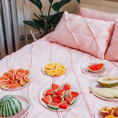 I'm just gonna lay here with all my fruit. Cuz that's what you do on mondays right?