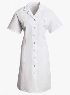 Short Sleeve Maid's Dress