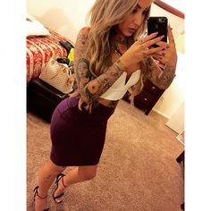 Nini smalls outfit thoo