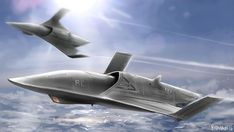 Stealth Aircraft, Fighter Aircraft, Fighter Jets, Spaceship Concept, Robot Concept Art, Concept Cars, Military Jets, Military Aircraft, Military Weapons