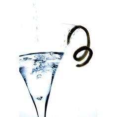the diamond is forever martini (grey goose vodka, lime juice & a flawless 1 ct diamond)