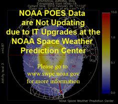 space weather (NOAA)