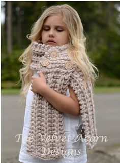 Knitting PATTERN-The Eavan Scarf Small Medium Large sizes