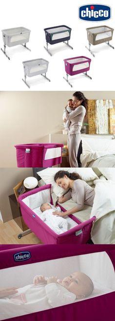 Nursery Furniture 20422: Original Brand New Chicco Next 2 Me Bedside Co-Sleep Sleeping Baby Crib 2018 -> BUY IT NOW ONLY: $209 on eBay!