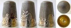 Beautiful thimbles & bells - Google Search