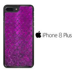 Purple Mermaid iPhone 8 Plus Case Iphone 8 Plus, Mermaid, Phone Cases, Purple, Viola, Phone Case