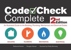 Illustrated guide to the national electrical code 7th edition by code check complete 2nd edition an illustrated guide to the building plumbing mechanical fandeluxe Gallery