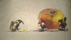 Nimue apple