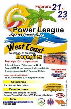Power League: West Coast 2014 @ Palacio de los Deportes, Mayagüez #sondeaquipr #powerleague #westcoast #palaciodelosdeportes #mayaguez