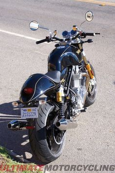 2015 Norton Commando 961 SE
