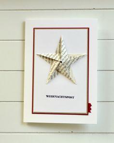 http://de.dawanda.com/product/89422487-weihnachtskarte-mit-buchstern
