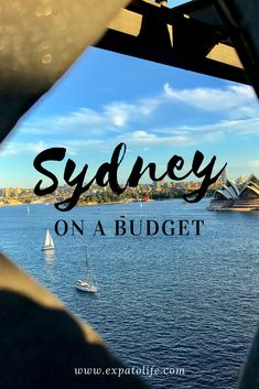 How to travel to Sydney on a budget? Read here to discover our budget travel guide to Sydney! You will know the best Sydney itinerary, things to do in Sydney, where to visit in Sydney, what to eat in Sydney and transportation in Sydney and more! Save this Pin to your Australia Board so you can read it again when you're in the area.
