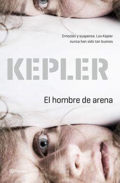 El hombre de arena / Lars Kepler