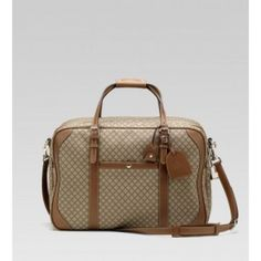 4d3f695869bd Gucci Carry-On Duffel Beige/Ebony Sale Gucci Herren, Gucci Bags Outlet,