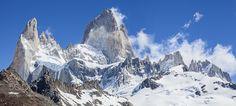 Fitz Roy Mountain Range Argentina by maciejbledowski