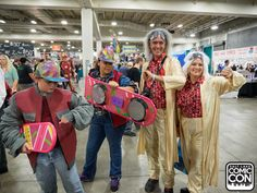 Back to the Future cosplayers at Salt Lake Comic Con 2015