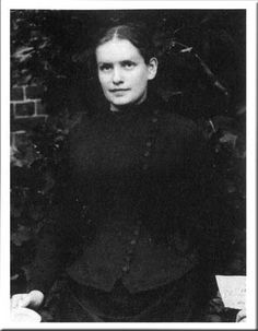 """Psychoanalyst and writer, free woman - friend of Nietzsche, Wagner, Freud and Rilke, but chiefly her own person - Lou Andreas-Salomé: Feb. 1861 - """"If you have no more happiness to give: Give me your pain. Rainer Maria Rilke, Sigmund Freud, Friedrich Nietzsche, Thurn Und Taxis, Hermann Hesse, Muse Art, Important People, Women In History, Vintage Photographs"""