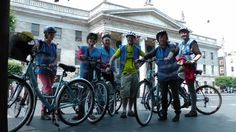 Bike Tours of Dublin