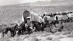 Traveling The Oregon Trail