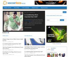 SoccerLoco | http://blog.soccerloco.com/ | Editor