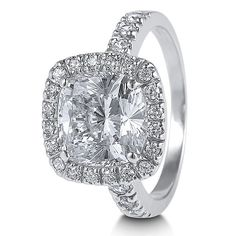 women coctail Ring | ... Cubic Zirconia CZ Cocktail Right Hand Ring - Rings Jewelry for Women