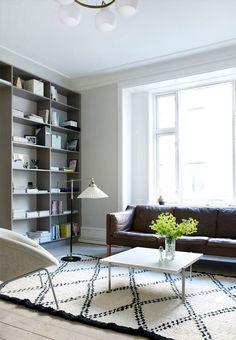 Airy And Nordic Copenhagen Apartment 03. Scandinavian ...
