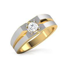 Engagement Rings Couple, Classic Engagement Rings, Designer Engagement Rings, Mens Gold Diamond Rings, Diamond Rings With Price, Mens Ring Designs, Gold Ring Designs, Men's Jewelry Rings, Gold Jewelry