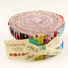 PREORDER Gardenvale Jen Kingwell For Moda by BellatiqueFabrics