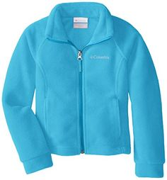 Columbia Little Girls' Benton Springs Fleece, Atoll - http://our-shopping-store.com/apparel-and-accessories.asp