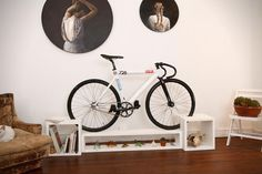 Bike Storage Furniture by Manuel Rossel 2