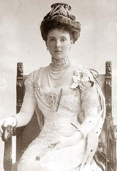 Portrait : Alice de Grande-Bretagne, comtesse d'Athlone | Royaume de France – La monarchie aujourd'hui