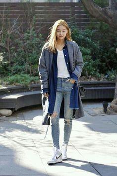 street look -Haena Song (송해나)