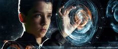 "CGI VXF Breakdowns HD: ""Ender's Game GUI Reel"" - by Ash Thorp"
