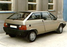 OG   1988 Škoda Favorit Coupé   Prototype designed by Bertone