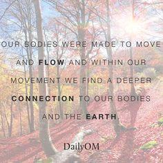 #DailyOM #quotes #flow
