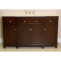 Chris madden grand marquis ii buffet jcpenney home bar for Bathroom cabinets jcpenney